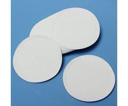 Papier Coasters 250Stuks