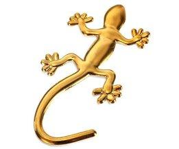 Autocollant Gecko