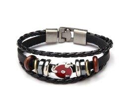 Bracelet En Cuir Pour Hommes