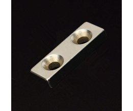 Bloquer Magnet Avec Trous
