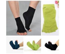Chaussettes Yoga Et Pilates