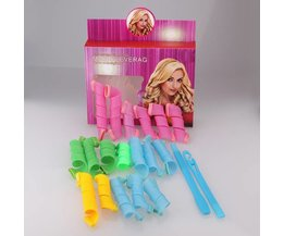 Magic Hair Bigoudis 18 Pieces