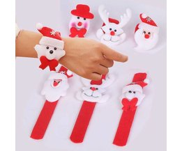 Slap Bracelet De Noël