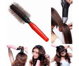 Round Styling Hairbrush