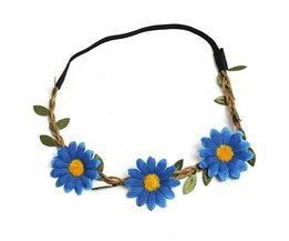 Fleur Bandeau En Boho Style