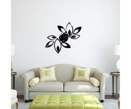 Sticker Horloge Pour On The Wall