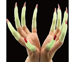Glow In The Dark Fingers