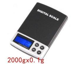 Pocket Balance Précision Pour 0,1 Gram