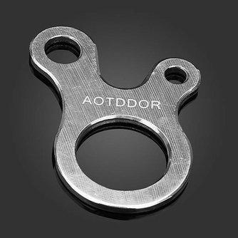 AOTDDOR Fusible Avec 3 Trous Pour L'Escalade