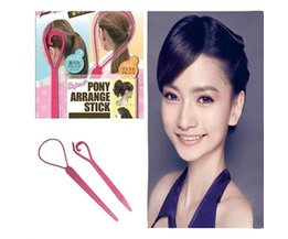 Outils Monde Jolie Ponytail Making 2 Pieces