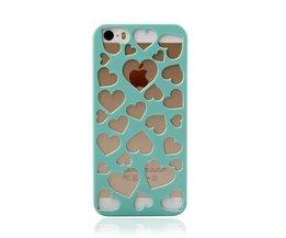 IPhone 5 Protection Avec Des Coeurs Conception