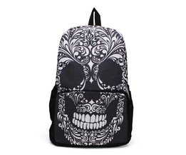 Skull Punk Backpack