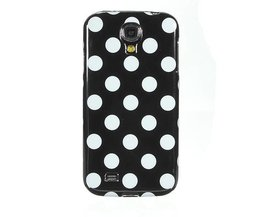 Housse En Silicone Dotted TPU Pour Samsung Galaxy S4