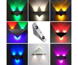 LED Mur D'Éclairage