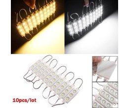 Module LED Strip 10 Pieces
