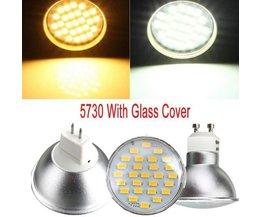 LED Spot Light Avec GU10 Ou MR16 Fitting