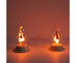 Ampoule Flamme E14