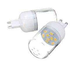G9 Blanc & Blanc Chaud LED Spot