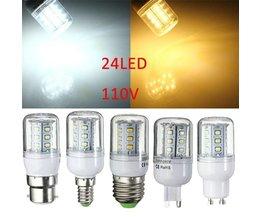 110 Volt Lampe LED
