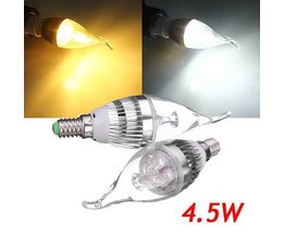 Dimmable Bougie Lampe LED Avec E14 Fitting