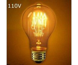 Lampe De Style Edison E27