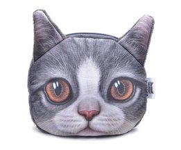 Miwo Wallet Avec Cat