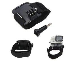 Wristband Pour GoPro 2 3 3 4 Plus Et