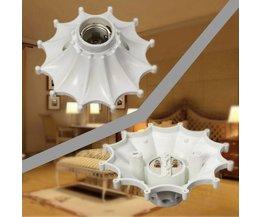 Titulaire De La Lampe E27 250V 6A Lamp
