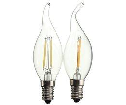 Bougie Lampe LED 2W Avec Force
