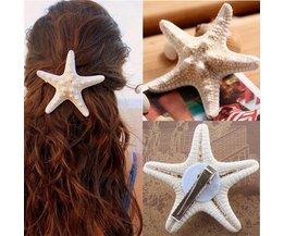 Barrette Avec Starfish