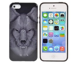 Avec Loup Pour IPhone 5 Et 5S