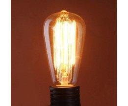 E27 Edison Style Ampoule 60W
