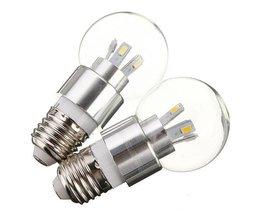 E27 LED Dimmable De 8W