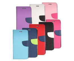 Magnetic Case Flip Pour Samsung Galaxy Note 4