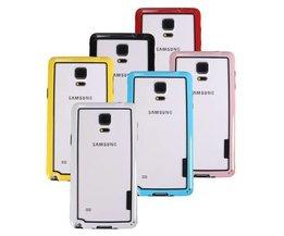 Ultrathin Bumper Cadre Pour Samsung Galaxy Note 4