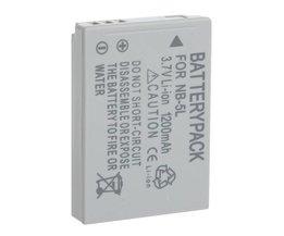 NB 5L Batterie Rechargeable Pour Canon
