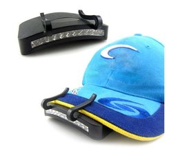 Clip-On Headlamp LED