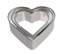 Coeur SS Pour Des Biscuits