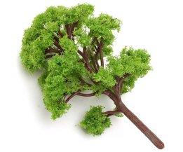 Miniatur-Baum Für Die Dekoration (10 Stück)
