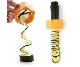 Spiralschneider Für Gurken