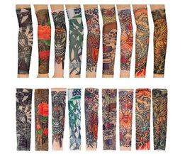Tattoo-Arm-Hülsen Aus Nylon