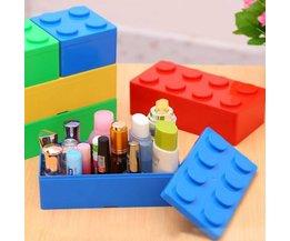 Aufbewahrungsbox Mit Blockbauweise