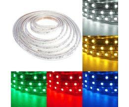 Wasserdichte LED-Schnur In Verschiedenen Farben 5M