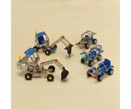 Spielzeug Konstruktion Metall