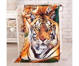 Handtuch Mit Tiger