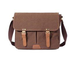 Canvas Messenger Bags
