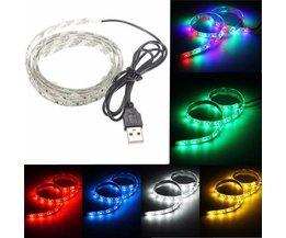 USB Powered LED-Streifen