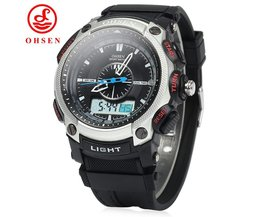 Ohsen AD1209 Analog-Digital-Uhr