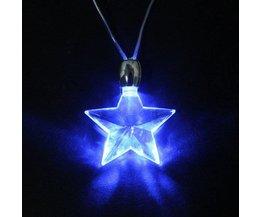 Herz Und Stern-Lampe 220V Retro