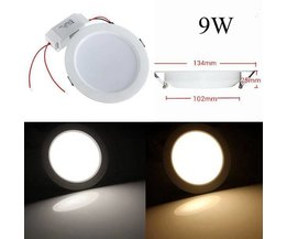 Decke LED-Beleuchtung 9W